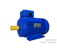 Электродвигатель АИР 112МА8 - 2,2/750 | АИР 112 МА8