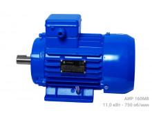 Электродвигатель АИР 160 М8 - 11/750