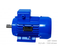 Электродвигатель АИР 180 М4 - 30/1500