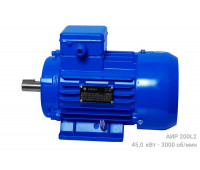 Электродвигатель АИР 200L2 - 45/3000