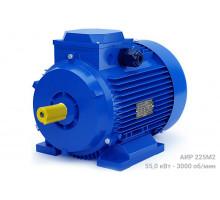 Электродвигатель АИР 225М2 - 55/3000 | АИР 225 М2