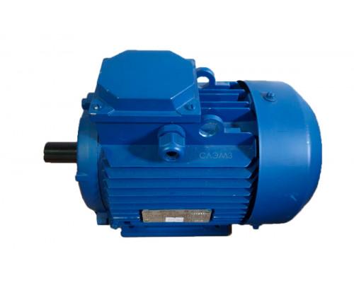 Асинхронный двигатель АИР100S2 подключение 220 380 Вольт