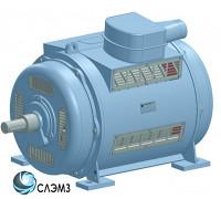 Электродвигатель А4-400Y-10 – 400 кВт, 600 об, 6кВ (А4 450Y-10у3)