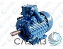 Электродвигатель взрывозащищенный ВА 160 S4
