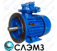 Электродвигатель взрывозащищенный ВАО-62-8