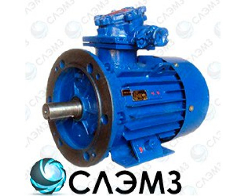 Электродвигатель взрывозащищенный ВАО-52-6