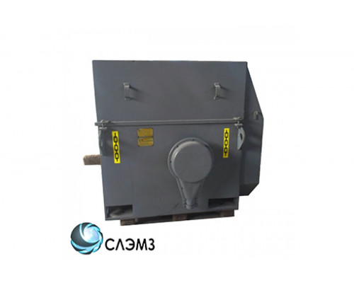 Электродвигатель ДАЗО4-450YK-8 – 400 кВт 750 об (6000В, 6кВ)