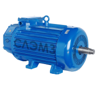 Электродвигатель крановый 4МТН280М8 75 кВт 720 об. Купить 4МТН 280М8