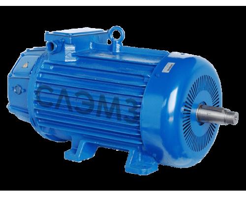 Крановый электродвигатель МТН 713-10 - 160 кВт 575 об/мин