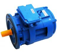 Лифтовой электродвигатель 4АН250MA6/24НЛБ (16/4 кВт 1000/250)