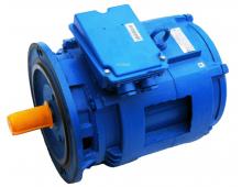 Лифтовой электродвигатель 5АН(Ф)225МА6/24 (9 кВт 940)