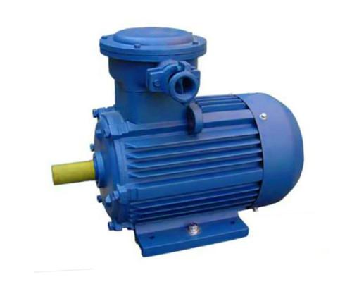 Взрывозащищенный электродвигатель ВА160S2