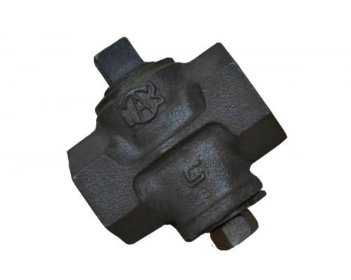 Кран 11ч3бк Ду-65 Ру-1 чугунный