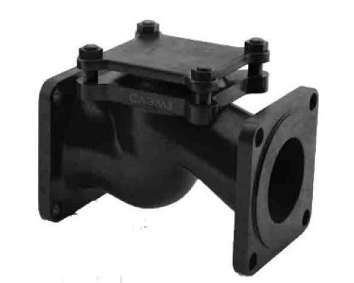 Обратный клапан 16кч9п Ду-65 Ру-25