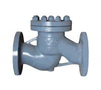 Клапан обратный 16с10нж Ду-15 Ру-16 подъемный фланцевый
