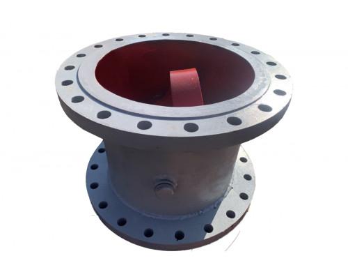 Обратный клапан 19с47нж Ду500 Ру40