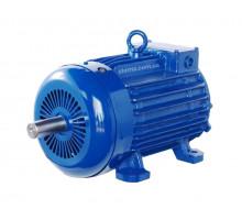 Электродвигатель 4МТКН 132LA6 крановый. 4MTKH 132LA6 5,5 кВт 900 об/мин