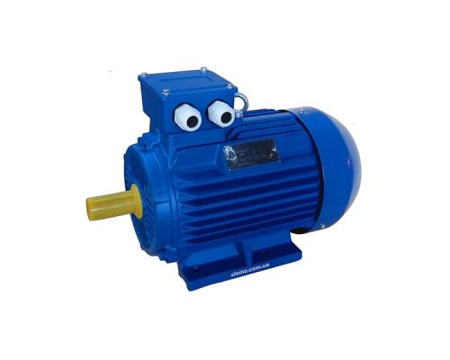 Электродвигатель 4 кВт 1000 об/мин подключение 220В 380В