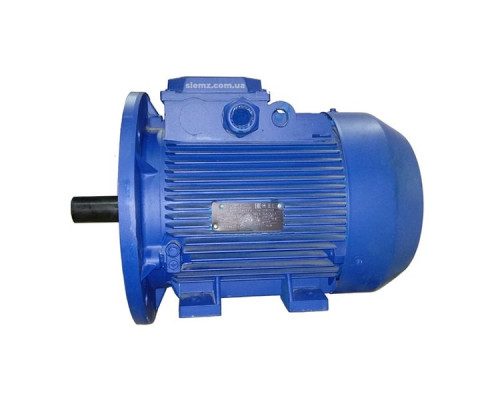 Электродвигатель 18,5 кВт 3000 об/мин подключение 220В 380В 660В
