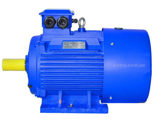 Трехфазный электромотор 55 кВт 1500 оборотов