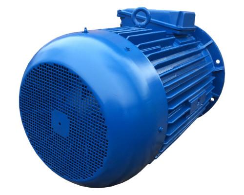 Трехфазный электромотор 110 кВт 1000 оборотов