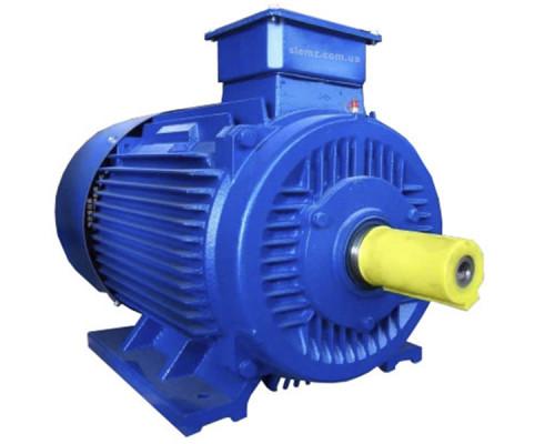 Владимирский двигатель 55 кВт 1500 об мин в Украине