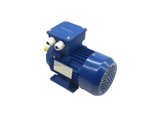 Двигатель АИР 63 В4 - 0,37 кВт 1500 об мин фото