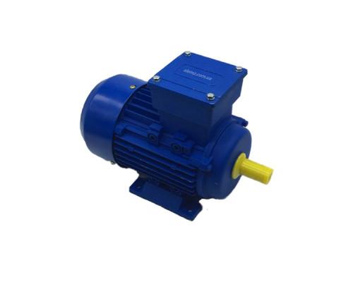 Асинхронный двигатель АИР63В4 подключение 220 380 Вольт