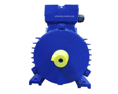 Асинхронный двигатель 3 кВт 3000 об мин подключение 220 380 Вольт
