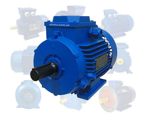 Электродвигатель 15 кВт 1000 об мин