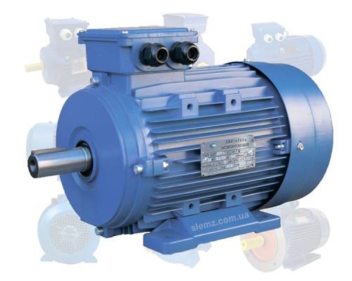 Электродвигатель 55 кВт 3000 об/мин