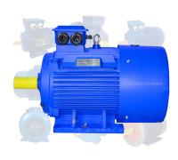 Электродвигатель 90 кВт 3000 об мин
