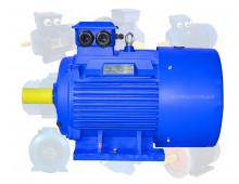 Электродвигатель 75 кВт 3000 об мин