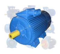 Электродвигатель 75 кВт 1000 об/мин