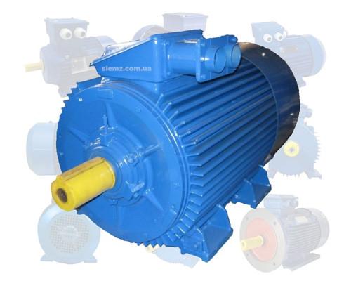 Электродвигатель 132 кВт 3000 об мин