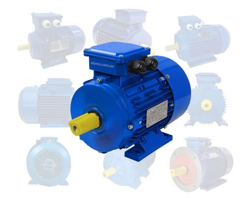 Электродвигатель 1,1 кВт 3000 об/мин