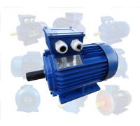 Электродвигатель 1,5 кВт 1000 об/мин