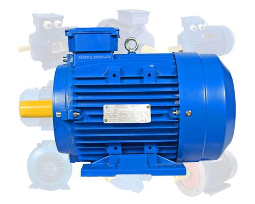 Электродвигатель 30 кВт 3000 об мин