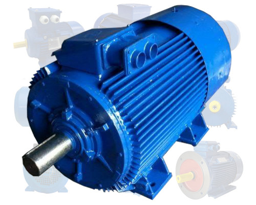 Электродвигатель 160 кВт 1500 об мин