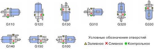 Монтажное исполнение и схема сборки 3мп-40