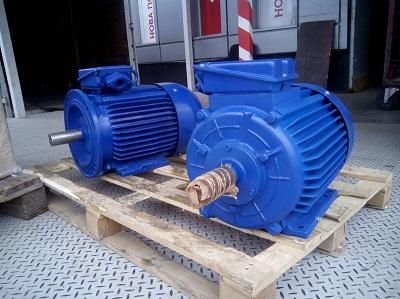 Электродвигатели 4А, 4АМ на складе СЛЭМЗ