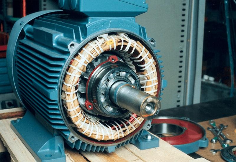 Текущий ремонт двигателя ротора статора