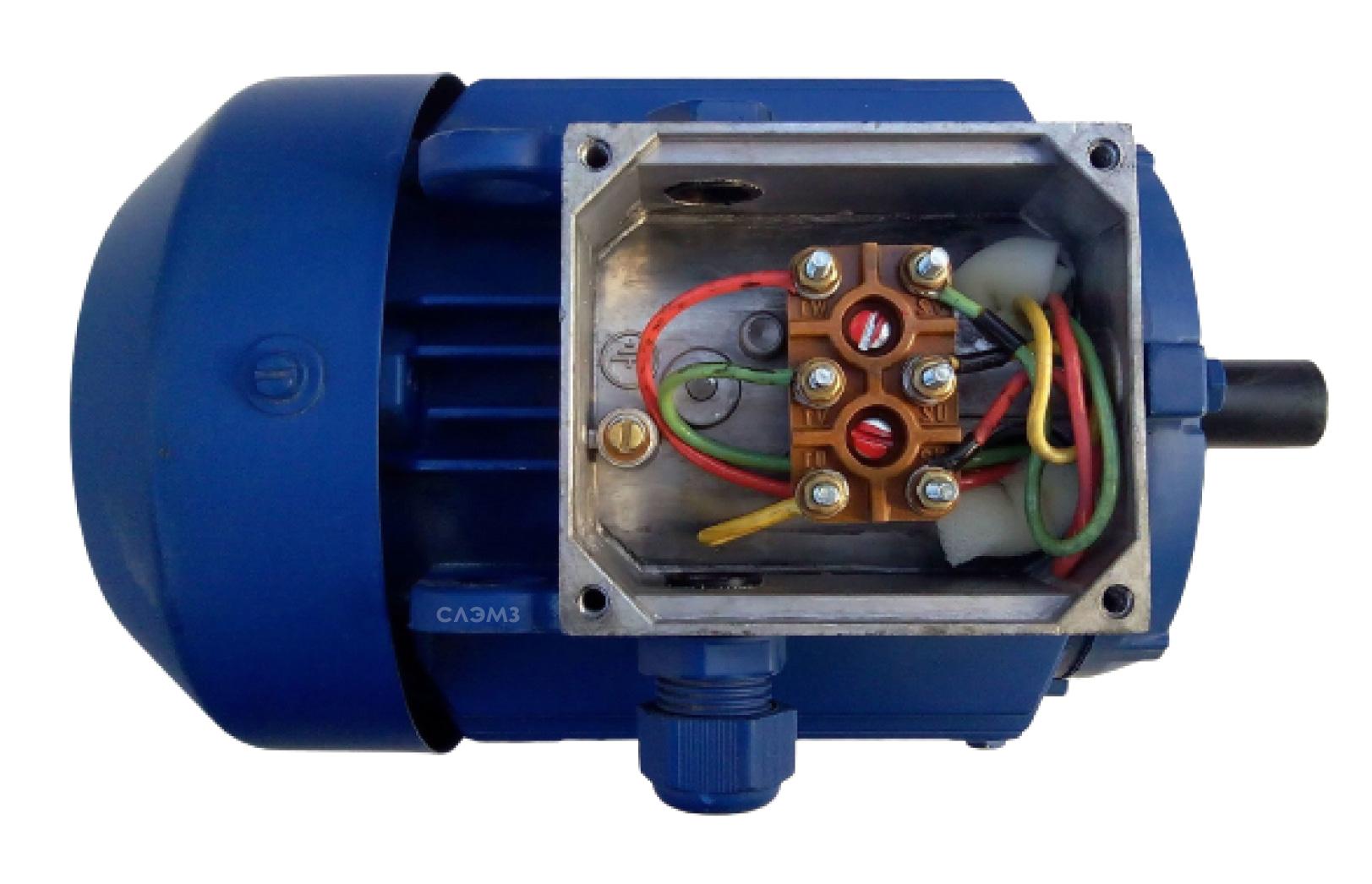 Клеммная коробка 6 выводов двигателя АИР