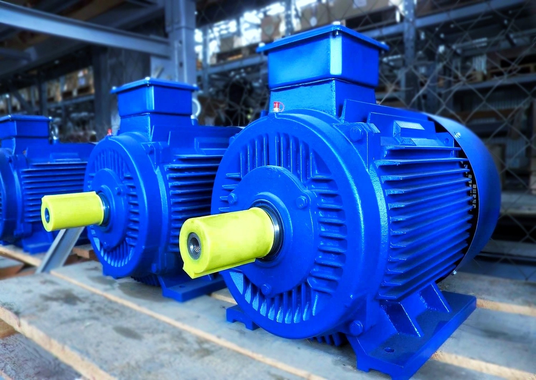 Асинхронный электродвигатель 10 кВт АИР 4А 4АМ АИМ 4ВР МТН MTF