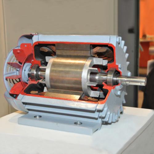 Электродвигатель АИР 80 А4 конструкция устройство ротор статор