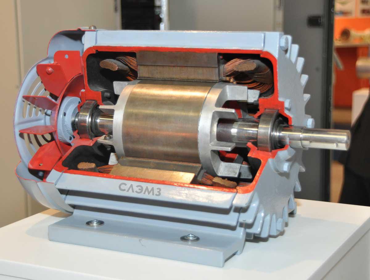 Устройство двигателя испытания на стенде
