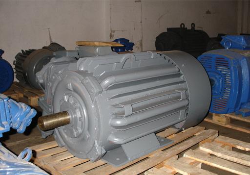 двигатель серии ВАО после ремонта