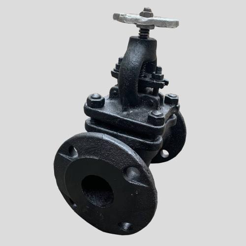 Муфтовый вентиль 15кч16нж с выдвижным шпинеделем диаметр 32 мм
