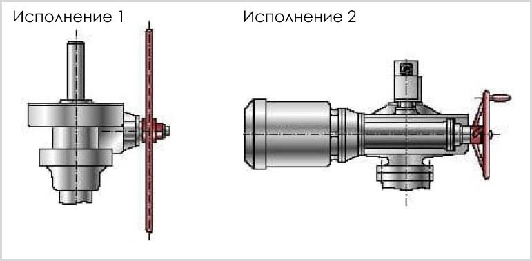 Конструкция запирающей засувки 30ч25брм ду500 ру2,5 из паспорта