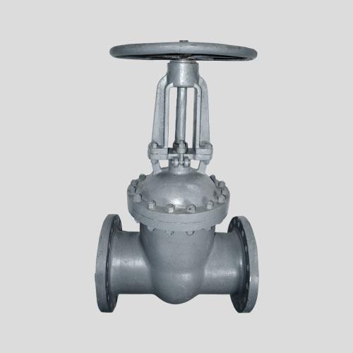 Задвижка 30с15нж Ру40 для воды запорная водопроводная межфланцевая